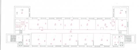 Аренда офис г. Москва, м. Семеновская, ул. Ибрагимова, 31, стр. 2 - Фото 2
