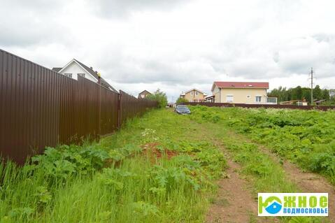 Продажа участка, Перхурово, Чеховский район - Фото 4