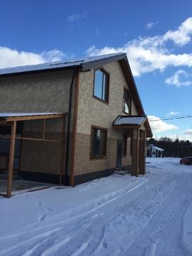 Продам дом 213 кв м на 10 сот земли ИЖС в 10 км от КАД в дер Скотное - Фото 3