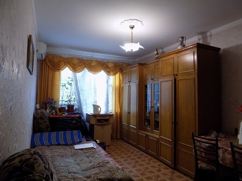 Однокомнатная квартира в Ялте ул. Горького - Фото 1