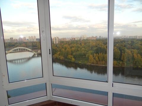 3-комнатная квартира с панорамным видом на канал в г. Химки - Фото 4