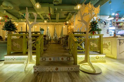 Действующее кафе-ресторан - Фото 4