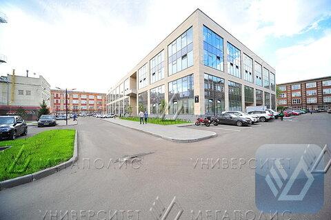 """Сдам офис 709 кв.м, БЦ класса B+ «Офис-парк """"Шереметьевский""""» - Фото 1"""