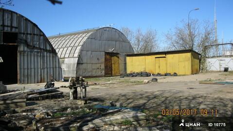 Аренда ангара под склад/производство - Фото 1