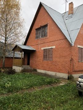 Продается дом в Москва Десеновское поселение д. Писково СНТ ручеек - Фото 2