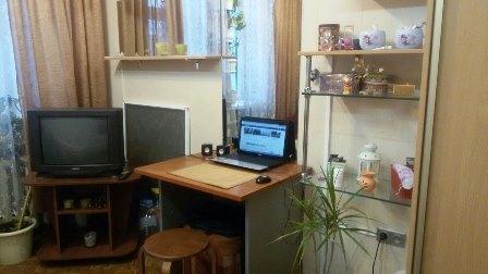 Продам комнату 14,5м ул.Е.Никонова-Страж Революции с евро ремонтом - Фото 1