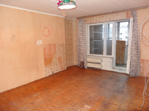 4 690 000 Руб., 1-комнатная квартира на Витебской, Купить квартиру в Москве по недорогой цене, ID объекта - 321743784 - Фото 1