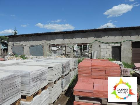 Неотапливаемое складское помещение с высотой потолка 4 м - Фото 1