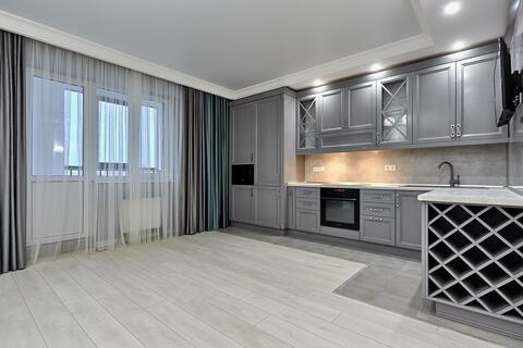 3 квартира в ЖК Центральный с ремонтом - Фото 2
