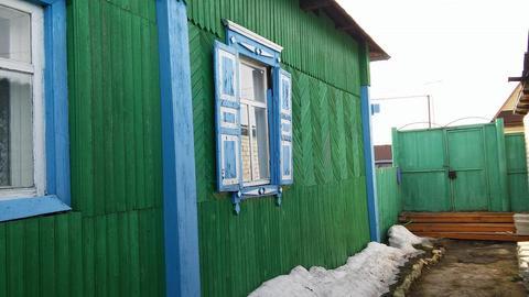 Продам жилой дом 48 кв.м. с участком в п. Боровский - Фото 4