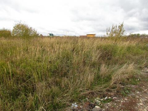 Продается земельный участок в с. Акатьево Коломенского района - Фото 1