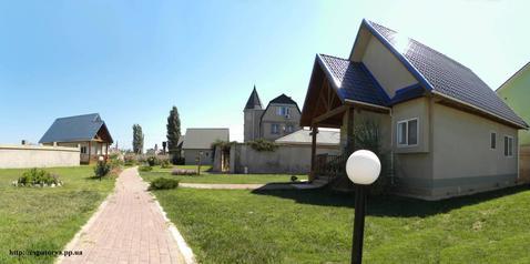 Готовый бизнес - база отдыха в пригороде Евпатории - Фото 1