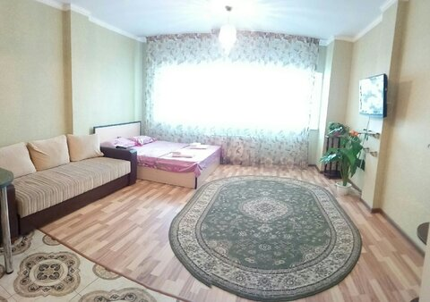 1комн апартаменты с гостиничным сервисом, посуточно - Фото 1