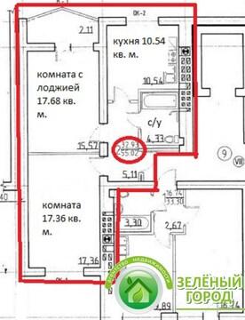 Продажа квартиры, Гурьевск, Гурьевский район, Ул. Крайняя - Фото 2