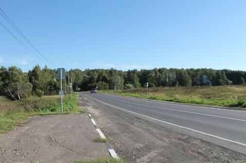 Продается участок 4,25га в близи д.Шахово, - Фото 4