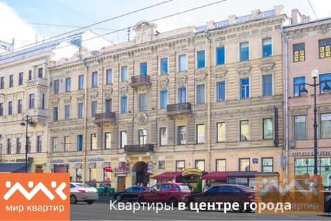 Продажа офиса, м. Площадь Восстания, Невский пр. 53 - Фото 1