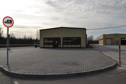 Торгово-сервисный комплекс 1800 кв.м. Синявино - Фото 5