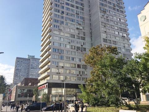 2-комн. кв. 55 кв. м г. Москва, район Арбат, ул. Новый Арбат, 22 - Фото 1