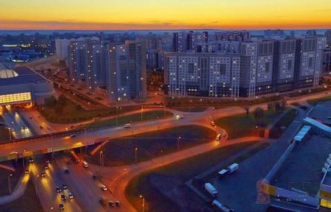 3-комн. смарт 72,4 кв.м, г. Уфа, ул. Энтузиастов - Фото 1