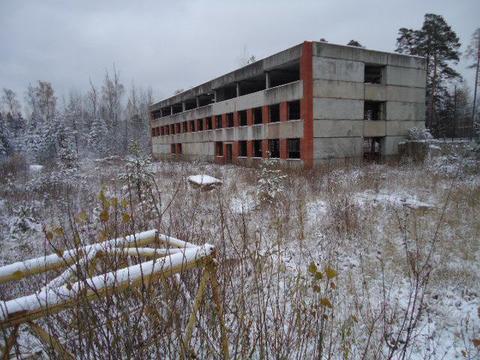 Здание на участке 0.25 га, г.Протвино. - Фото 1