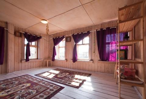 Продается крепкий дом из соснового сруба в 10 мин. ходьбы от р. Волга - Фото 5