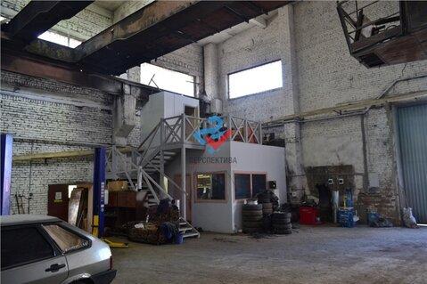 Продажа 1177 м2 производственно-складское помещение Индустриальное . - Фото 4