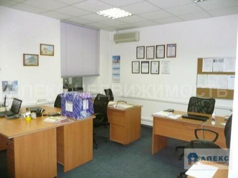 Аренда офиса 177 м2 м. Площадь Ильича в бизнес-центре класса В в . - Фото 4