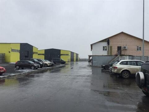 Сдам складское помещение 1500 кв.м, м. Звездная - Фото 2