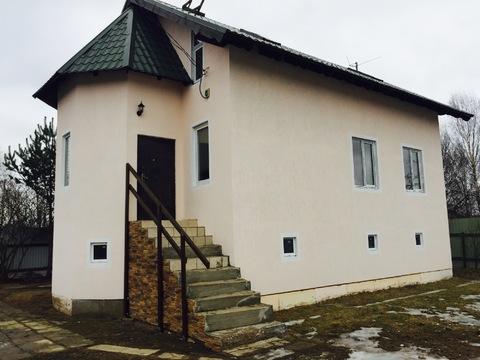 Жилой дом 230 кв м на участке 12 сот пос им Морозова Всеволожский р-н - Фото 1