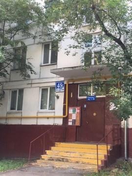 А50951: 1 квартира, Москва, м. Каховская, Болотниковская, д.45 к 3 - Фото 1