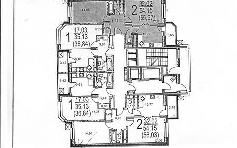 Квартира в жилом комплексе комфорт-класса рядом с дендропарком - Фото 3