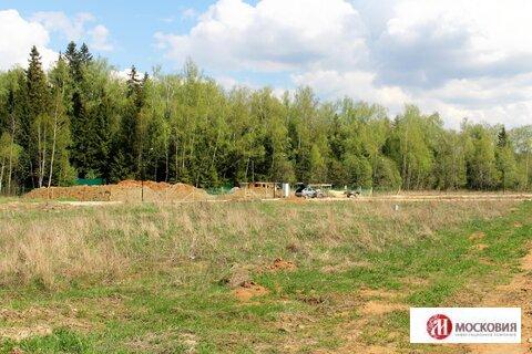 Прилесный участок 11 соток, 38 км от МКАД по Киевскому ш. - Фото 5