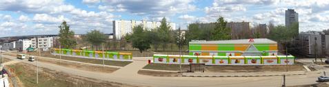 Продажа зем.участка по торговый центр, новая Москва, пос.Марьино - Фото 1