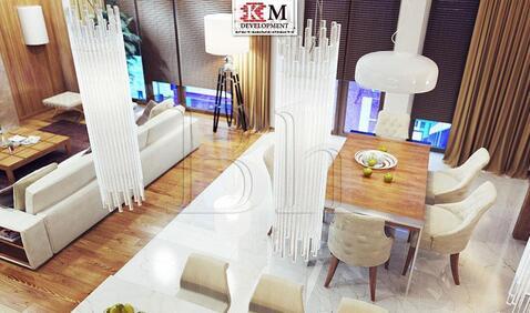 Квартира премиум класса под отделку м. Парк Культуры - Фото 5