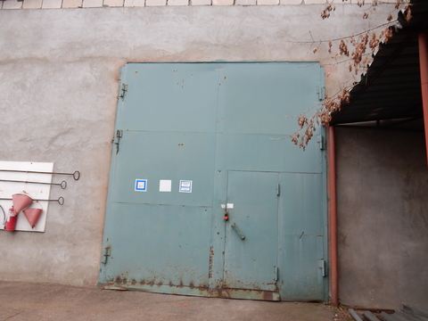 Сухой утепленный склад. - Фото 1
