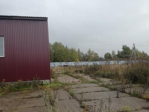 Продается производственно-складской комплекс 1725 м, г. Волокаламск - Фото 5