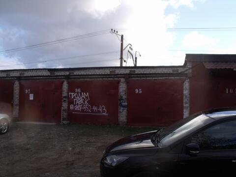 Продам гараж на улице Космонавта