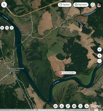 Земельный участок в живописном местечке Пермского края - Фото 1