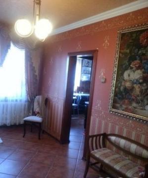 Трехкомнатная квартира в Зеленоградске - Фото 1