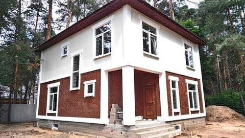 Коттедж 210 кв.м 5 сот. г.Раменское - Фото 1