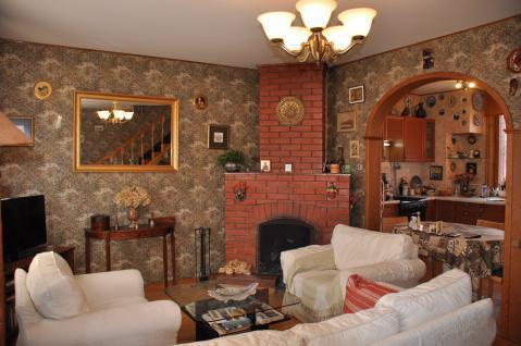 Продажа прекрасного дома 200 кв.м на уч-ке 6.5 сот, Москва, д.Пенино. - Фото 5