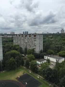 Продам 1-к квартиру, Москва г, улица Довженко 8к1 - Фото 4
