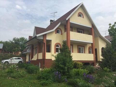 Дом 245 кв.м, Участок 12 сот. , Калужское ш, 13 км. от МКАД. - Фото 2