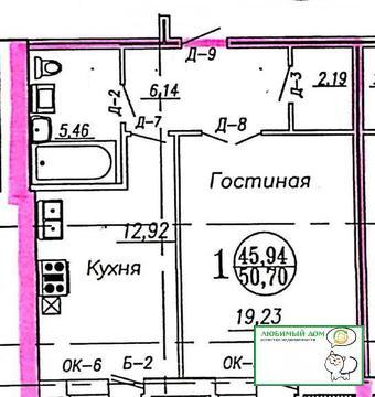 Современная квартира на Московской площади - Фото 2