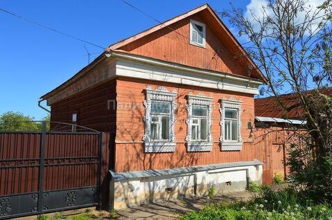 Боровск. Жилой дом в центре города на участке 15 соток. - Фото 1