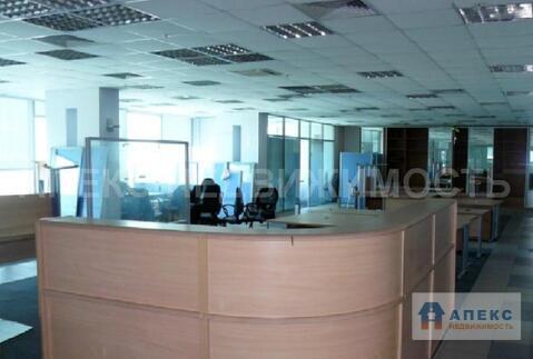 Аренда офиса пл. 465 м2 м. Текстильщики в бизнес-центре класса А в . - Фото 3