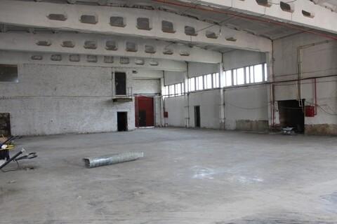Производственное помещение 1000 кв.м, электричества 600квт