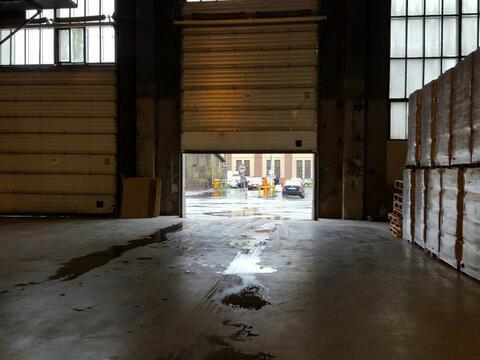Предлагаем в аренду произ.-складское помещение с отде входом - Фото 1
