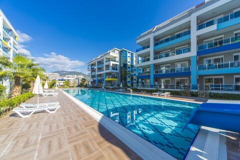 2х этажная квартира с большой террасой возле моря - Фото 1