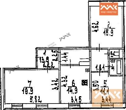Продажа офиса, м. Комендантский проспект, Испытателей пр. 28 - Фото 2